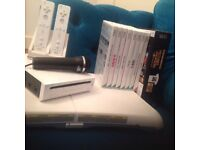 Nintendo Wii console with games & lots more!