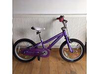Girls Specialized Hotrock bike with 16 inch frame