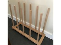 Welly boot stand / rack