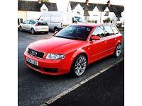 Audi A4 avant 1.8t