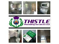 Bathroom Renovations from a Local Plumbing Company Covering Central Scotland