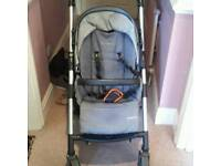 Foldable stroller in good condition for just 20 quid.