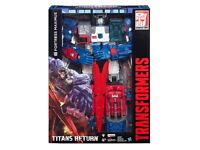 Biggest Transformers toy Fortress Maximus