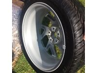 Mazda 6 Alloy Wheel 18inch with tyre both New