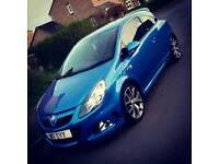 Vauxhall corsa vxr arden blue edition