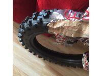 Pit bike 140cc tyre
