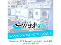Tumble Dryers Vented or Condenser- TRUSTED SELLERS