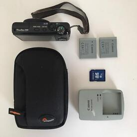 Canon PowerShot S95 10.0 MP + 2 Batteries + 8GB Memory Card + LowePro Case ( Perfect Conditions! )