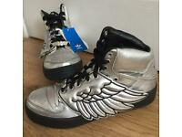 1a8a99c636c6 Adidas originals Jeremy Scott wings unisex trainers size 5 shoes brand new  with tags