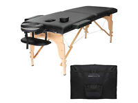 URGENT- Perfect Portable Wooden Massage Table
