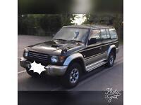 FOR SALE Mitsubishi Pajero 2.8