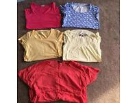 Maternity tops size 10