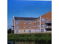 Stunning three bedroom fully furnished executive flat within prestigious canal side development