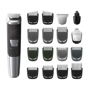 Philips Multigroom Series 5000 Corded/Cordless with 17 Trimming Accessories, DualCut