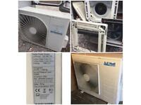 2 Commercial air conditioning units, Mitsubishi & J&E Hall