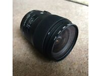Sigma 35mm art lens ef (canon) mount - immaculate