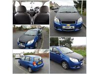 For sale Chevrolet Aveo S 2009 £1000