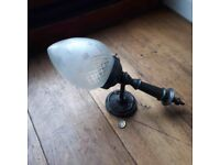 Eleven (11) x Wall fitting 'Torch' lights, Repro antique