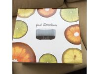 Food dehydrator - unused and boxed