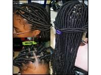 Afro Caribbean Braiding