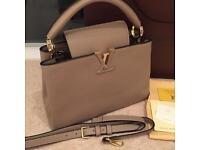 LV bag designer