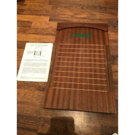 Antique Shove-Ha 'Penny board game
