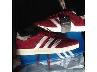 Adidas gazelle size 7 brand new.