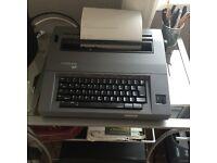 Smith Corona Sterling Electronic typewriter.
