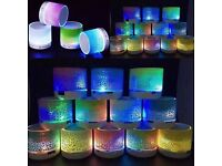 LED BLUETOOTH SPEAKERS ,,, ( wholesale only )