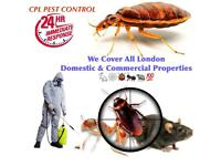 pest Control mice Rat Mouse Bedbugs Ants wasps exterminator 100% Same day low price london