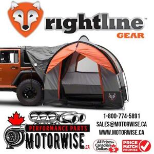 Rightline Gear Car Top Carrier Bags, Truck/SUV Tents, and Jeep Products | FREE SHIPPING | Buy today at www.motorwise.ca