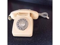 Vintage G.P.O. TELEPHONE (CONVERTED & READY TO USE)