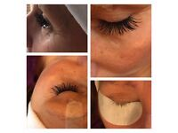 Eyelash Extensions - Individual and Russian Volume Lashes