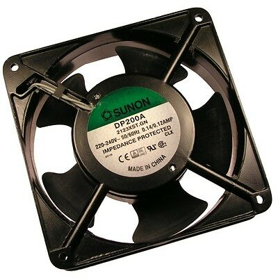 SUNON DP200A-2123XST Lüfter 230V 120x38mm G 161m³/h 44dBA 2700U/min 854585
