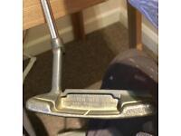 Ping Putter Anser 3 Rare RH-85068 Manganese Bronze