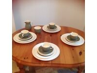 Wedgewood Crockery - 22 pieces From £2.00 3 additional cups and saucers FREE