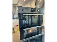 Brand new (out of warranty) Zanussi double oven