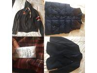 Men's jacket bundle size m