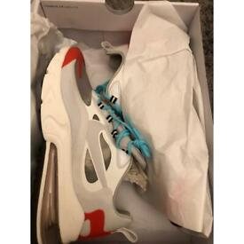 Genuine Nike Air 270 in white, with box