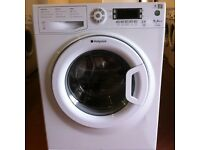 HOTPOINT LARGE 9KG WASHING MACHINE WITH WARRANTY