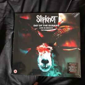 Slipknot - Day of the Guasano Live in Mexico limited edition 3LP set