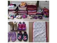 Big bundle of girls clothes 1-2 years (over 100 items)