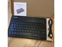 Bluetooth Ultra Slim Mini Keyboard (Brand New)