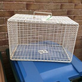 Cat / small animal pet carrier box