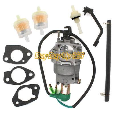 Carburetor Carb Fits Powermate Pm0106507 6500 15hp 420cc Generators