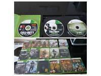 Job lot of 19 XBox 360 Games
