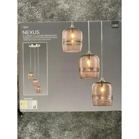 Next Nexus 3 Light Cluster Pendant
