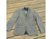 Mens canvas cotton jacket