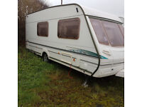 2003 abbey vogue 4 berth p/x poss