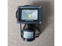 Security Light with Motion Sensor 10W Outdoor Led Floodlight